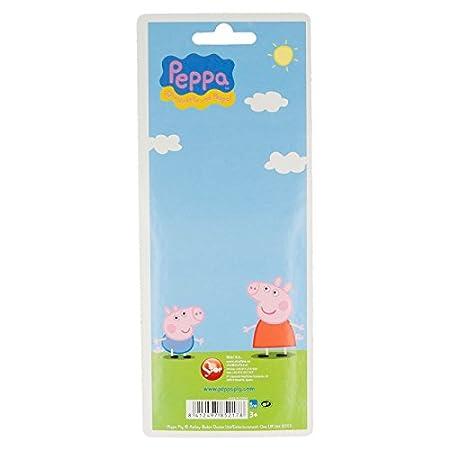 Stor - Set de 2 cubiertos para microondas Peppa Pig azul: Amazon.es: Bebé