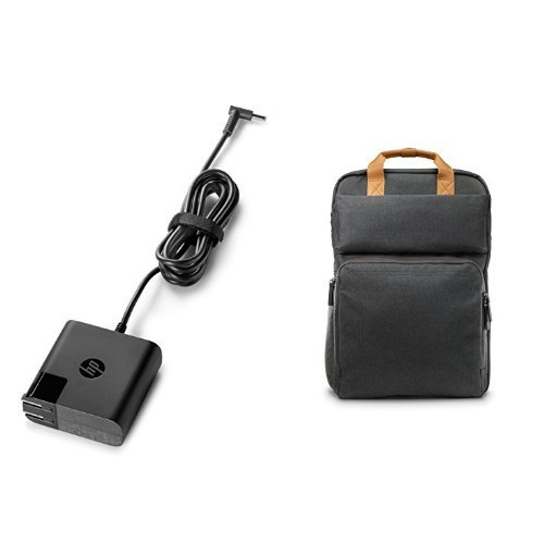 HP Travel Power Adapter 65W & HP Powerup Backpack by HP