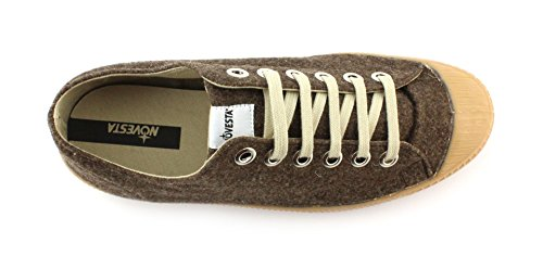 Sneaker NOVESTA Star Master Felt 13 SARRUBECO/003 TRNSP