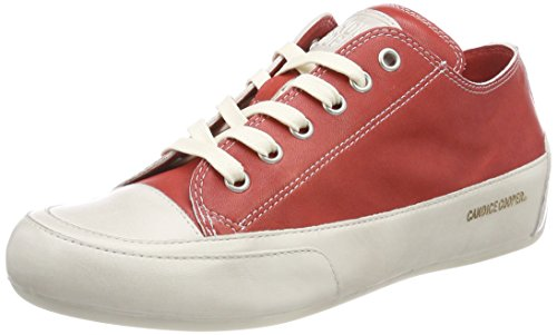 Rojo Cooper Mujer Zapatillas Candice Rot Tamponato Marlboro para XOwCZ
