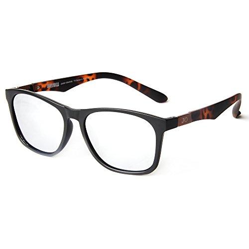 Jimmy Orange Designer Oversized Women Men Sunglasses TR90 Super Light Wayfarer Glasses JO2132 BTT