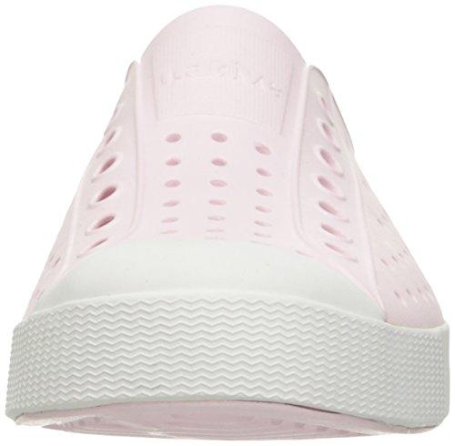 Native Unisex Jefferson Fashion Sneaker Mlkpnk / Shlwht / Glssbloc