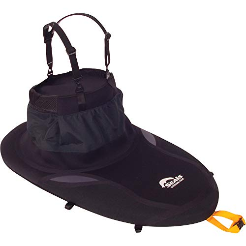 (Seals Extreme Tour Sprayskirt, 1.7 Black One Size)