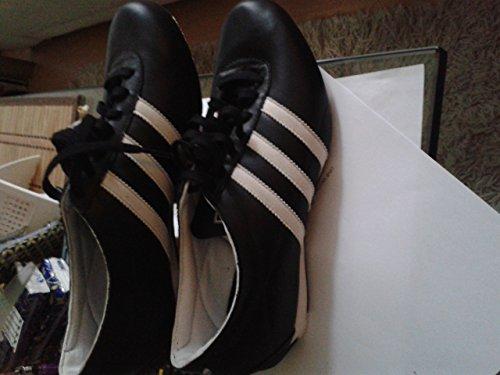 adidas Schuhe Adilux weiss/schwarz