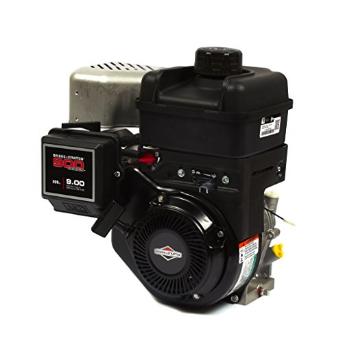 Briggs and Stratton 12S402-0022-F8 205cc 9.00 Gross Torque Engine with a 3/4-Inch Diameter by 1-29/64-Inch Length (9.00 Gross Torque Engine)