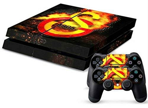 mod-freakz-console-and-controller-vinyl-skin-set-football-sports-fire-sg-1905-for-playstation-4