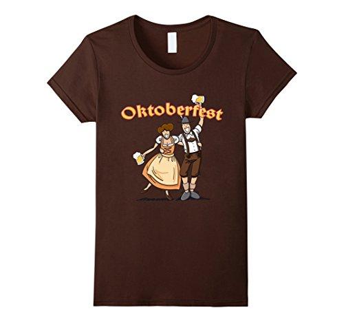 Womens oktoberfest beer maid oktoberfest outfit Medium Brown (Womens Oktoberfest Outfit)