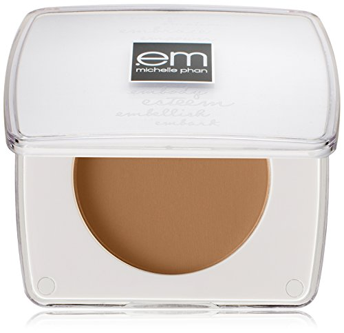 em michelle phan Love Me For Me Flawless Finish Powder Compact, Cafe 20