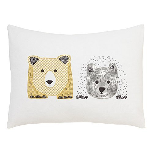 Daisy Crib Pillow - 4