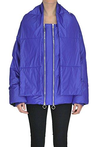 Pinko Women's MCGLCSP000004031I Blue Polyamide Down Jacket