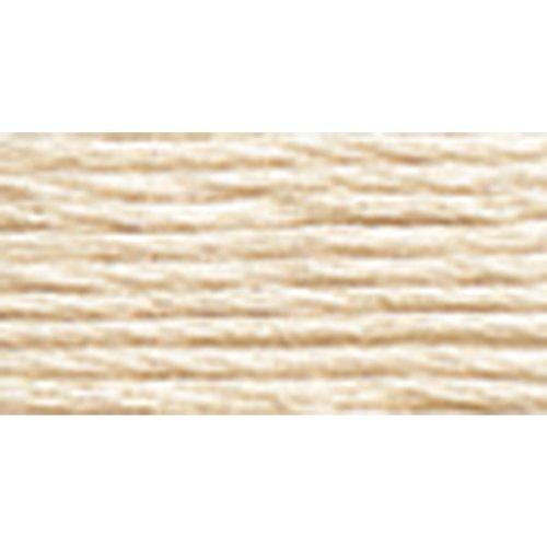 Ecru Pearl - DMC 116 8-ECRU Pearl Cotton Thread Balls, Ecru, Size 8