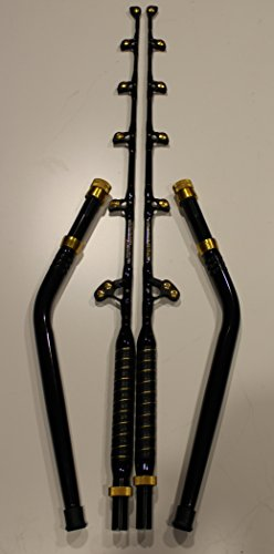 XCALIBER MARINE GOLIATH SERIES TROLLING ROD ROLLER GUIDES 60-100 LB
