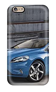 Tpu Case Cover For Iphone 6 Strong Protect Case - Volvo S40 13 Design