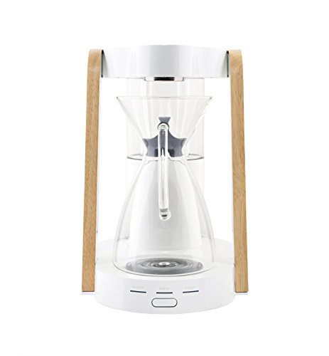 Ratio Eight Coffee Maker - White, 110 Volts