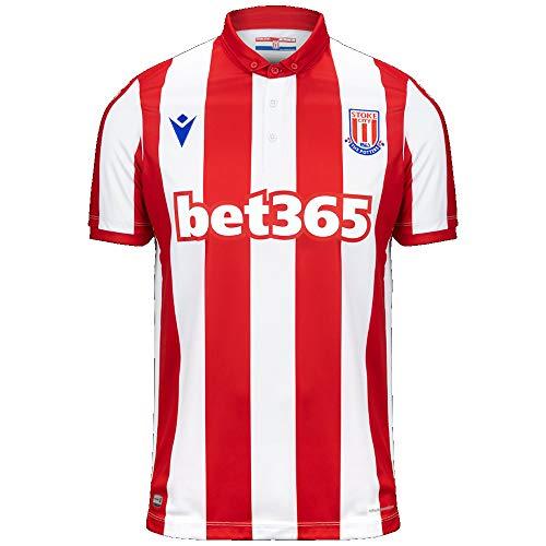 Stoke City FC – Camiseta de fútbol para hombre (2019-2020)