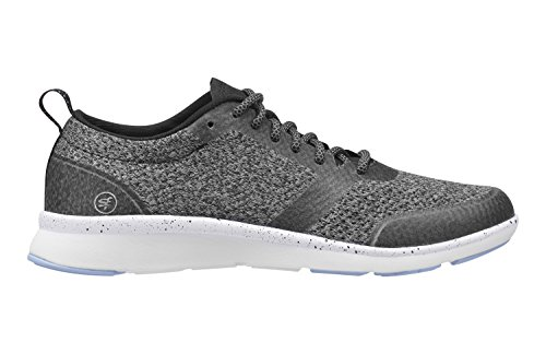 cheap sale visa payment outlet the cheapest Superfeet Linden Women's Crafted Sport Shoe Black / Bluebell cheap price top quality MngnFj