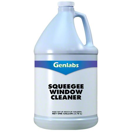 Genlabs Squeegee Window Cleaner - 32 oz. - 12/case