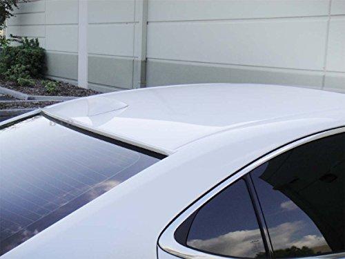 JR2 Pearl White Color Painted for 2013 2014 2015 2016 2017 Honda Accord Sedan Rear Window Roof Spoiler