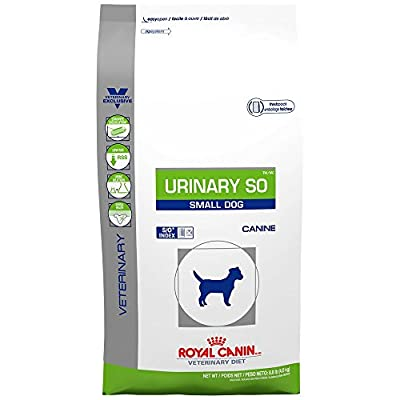 Royal Canin Canine Urinary SO Small Dog Dry Dog Food, 8.8 lb