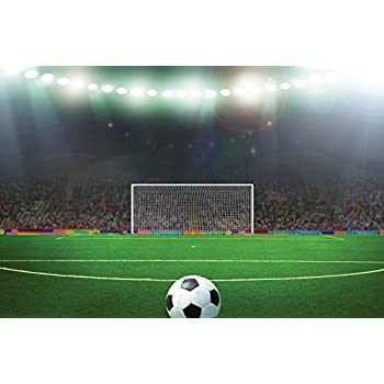 JP London SPMUR2361 Peel U0026 Stick Removable Wall Mural Penalty Kick Soccer  Football Field At 3 Part 69