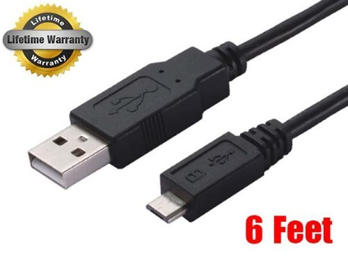 iMBAPrice® USB to Micro-USB Cable - 6 Ft. - Nickel, used for sale  Delivered anywhere in USA
