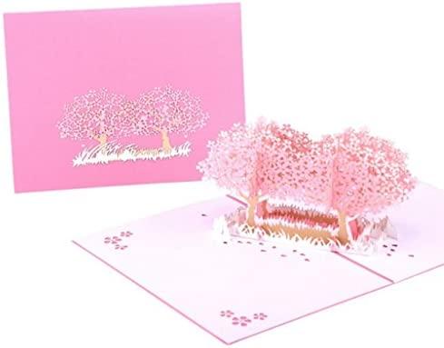 Burane Jin 3D Pop Up Tarjetas de Felicitación Invitaciones ...