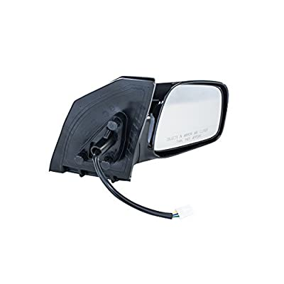 Passenger Side Mirror for Toyota Corolla LE, S (2003 2004 2005 2006 2007 2008) Non-Heated Non-Folding Power Adjusting Right Rear View Replacement Door Mirror - TO1321179: Automotive