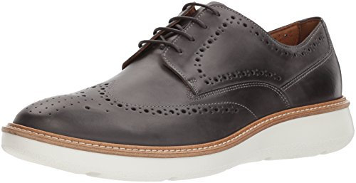Ecco Heren Lhasa Brogue Stropdas Oxford Maanloos