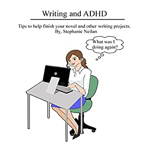 Writing and ADHD Audiobook