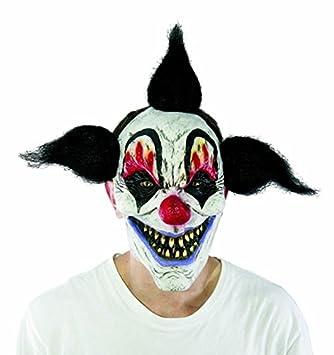 Máscara de payaso asesino adulto