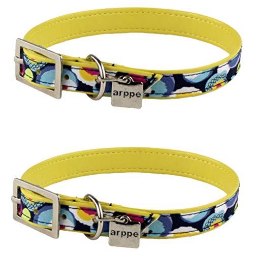 Arppe 196481030576 Arcadia Navy Bubble Necklace
