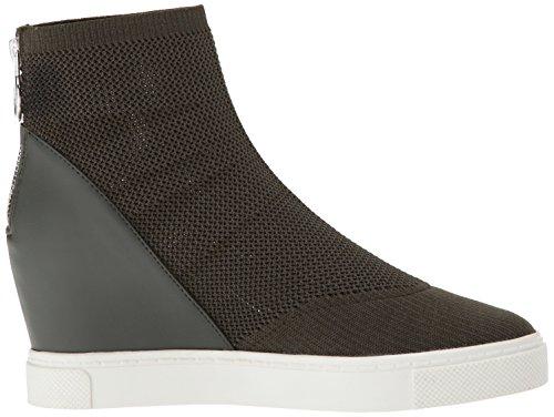 Steve Madden Dames Lizzy Sneaker Olive