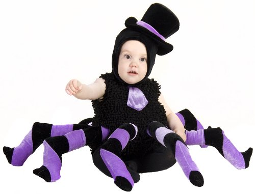 Baby and Toddler Sam Spider Costume - 18 Months - 2T