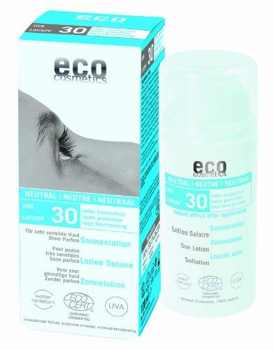 eco cosmetics: Sonnenlotion LSF 30 neutral (100 ml)