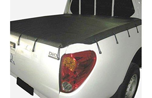 MITSUBISHI Triton ml Dual Cab Bunji Cord Ute Tonneau 2006 a 2009 Aussie Tonneaus