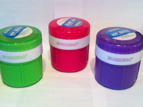 24 oz. Insulated Portable Food Jar: Colors Vary