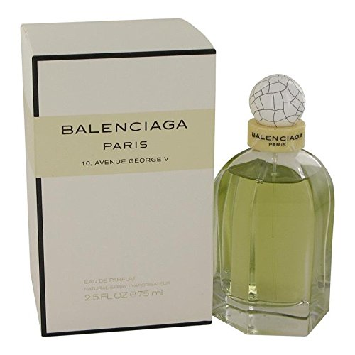 Balenciaga Paris By Balenciaga 2.5 Oz Eau De Parfum Spray for Women New in Box