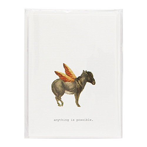 UPC 696166600170, Tokyo Milk Objects to Desire Greeting Card Anything is Possible