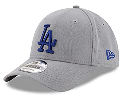 """Los Angeles Dodgers New Era 9Forty MLB """"The League Storm"""" Adjustable Hat"""