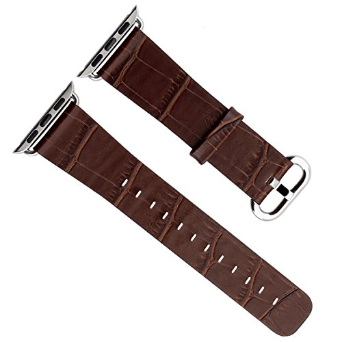 green-olive-38mm-alligator-bamboo-leather-sport-watch-strap-band-fit-for-apple-iwatch-brown