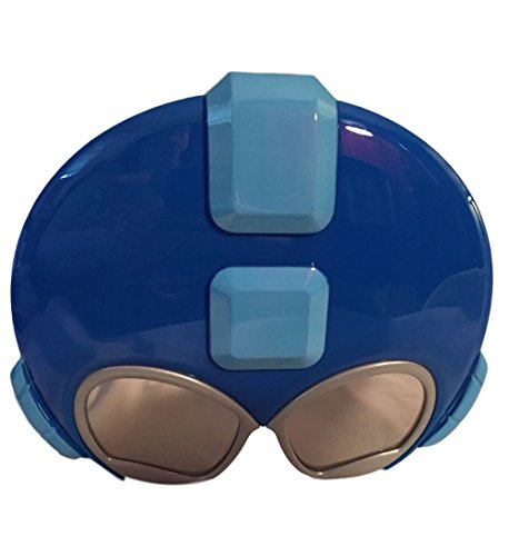 Megaman Capcom Shades Sun Stashes Costume Sun Glasses (Megaman Cosplay Costume)