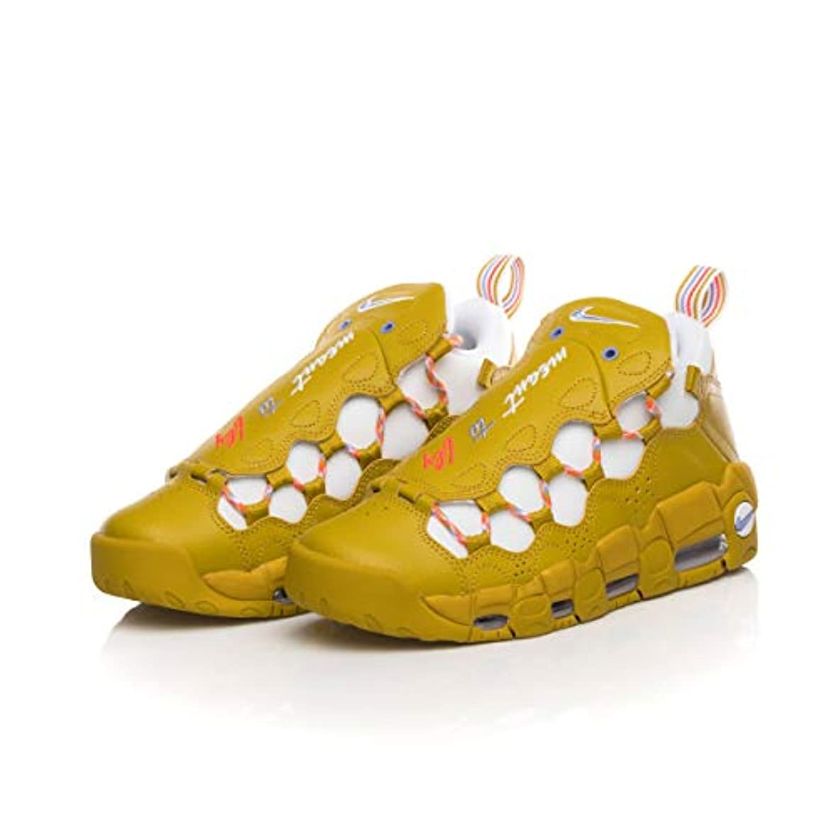 Meant Ao1749-300dark Nike Fly Air More Pulse Citron Womens White Money To Twilight