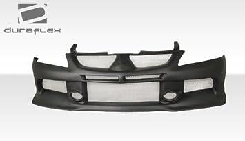 1 Piece Body Kit Compatible With Lancer 2004-2007 Brightt Duraflex ED-K-467 MR Edition Front Bumper Cover