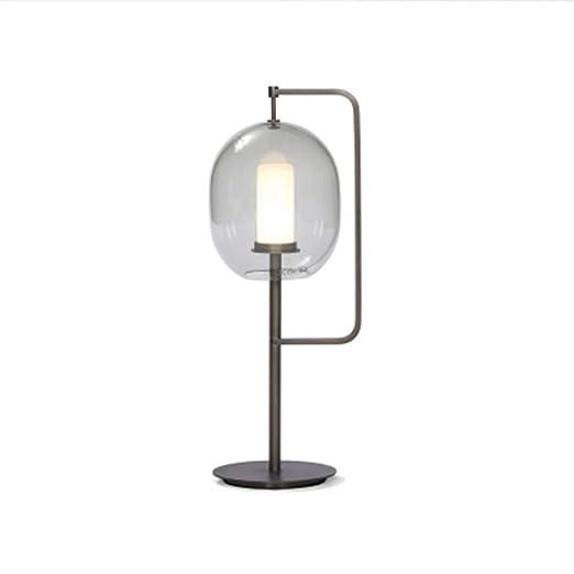 Bonita lámpara de mesa Lámpara de mesa Creativo Moderno Diseñador ...
