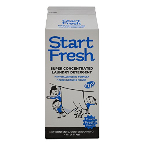 Fresh Start Now Start Fresh - Compare It to Fresh Start - Case
