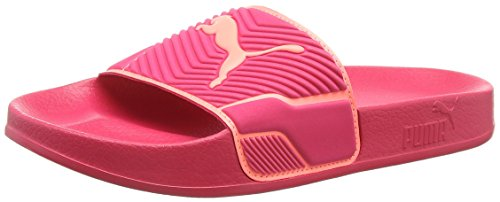 Chaussures Rouge Adulte nrgy Plage 08 Leadcat Potion et Peach TS Mixte Love Puma Piscine de qwRExF