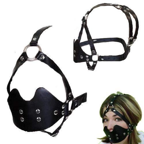 face harness ball gag - 1