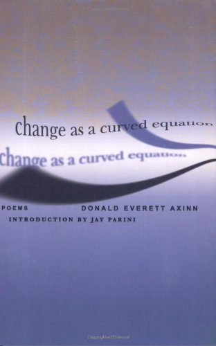 book cover of Change As a Curved Equation