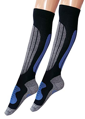 kb-Socken Skisocken Skistrümpfe Ski Sportstrümpfe 35-38 39-42 43-46 47-50 1 Paar