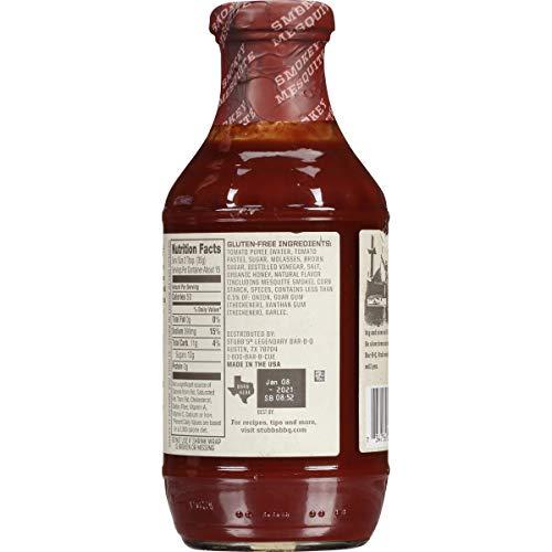 Buy supermarket bbq sauce